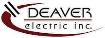 Deaver Electric Transparent Logo