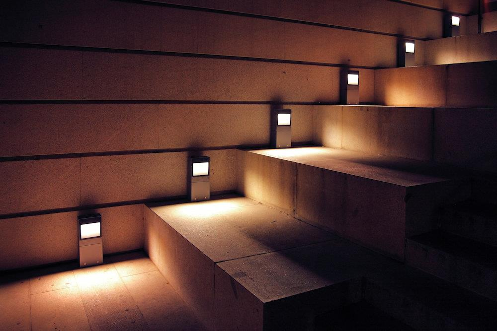 Stair Lighting By Deaver