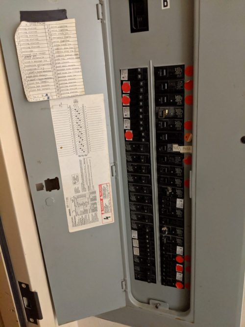 New Electrical Panel For Whole Home